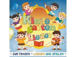 Kindergartenlieder zum Tanzen Lernen und Spielen