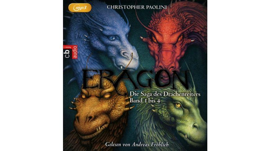 1 4 MP3 Eragon Box Die Saga Des Drachenreiters