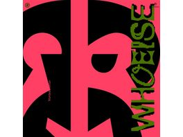 Who Else Black Vinyl LP