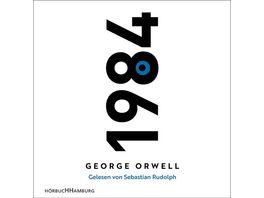 George Orwell 1984 Neuausgabe