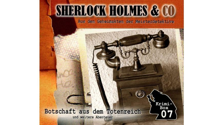 Sherlock Holmes Co Die Krimi Box 7 3CD