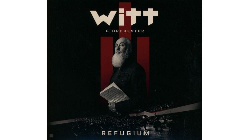 Refugium Digipak CD