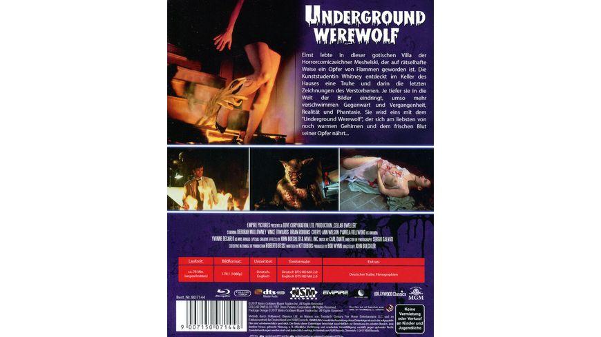 Underground Werewolf Metal Pack