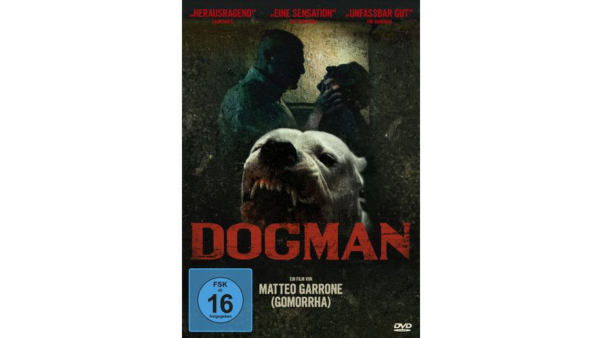 Dogman Cover B