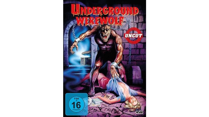 Underground Werewolf Uncut