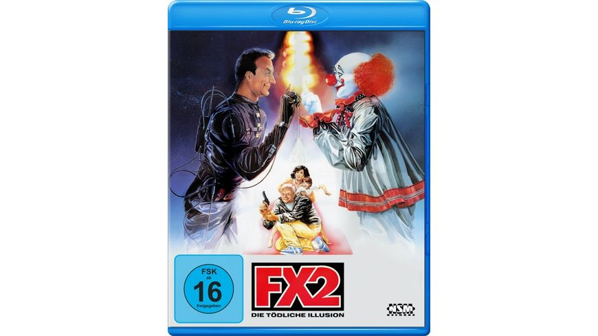 F X 2 Toedliche Illusion Uncut Blu ray