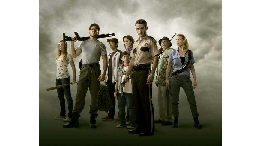 The Walking Dead Die komplette erste Staffel Uncut 2 DVDs