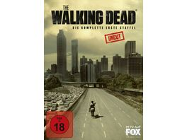 The Walking Dead Die komplette erste Staffel Uncut 2 DVDs