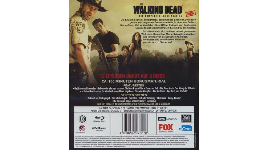 The Walking Dead Season 2 Uncut 3 BRs