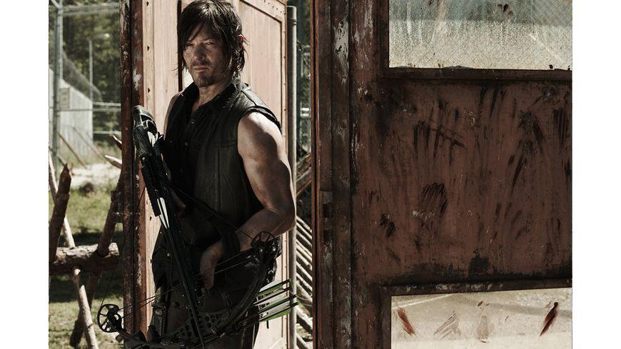 The Walking Dead Die komplette vierte Staffel Uncut 5 BRs