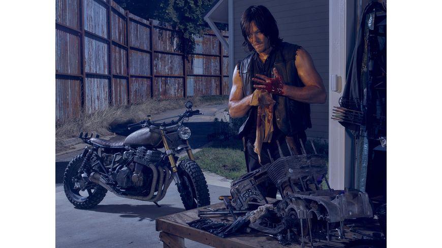 The Walking Dead Season 6 Uncut 6 BRs