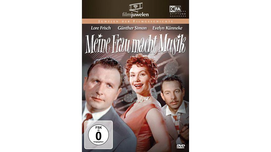 Meine Frau macht Musik DEFA Filmjuwelen DDR