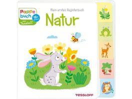 Mein erstes Registerbuch Natur Tessloff