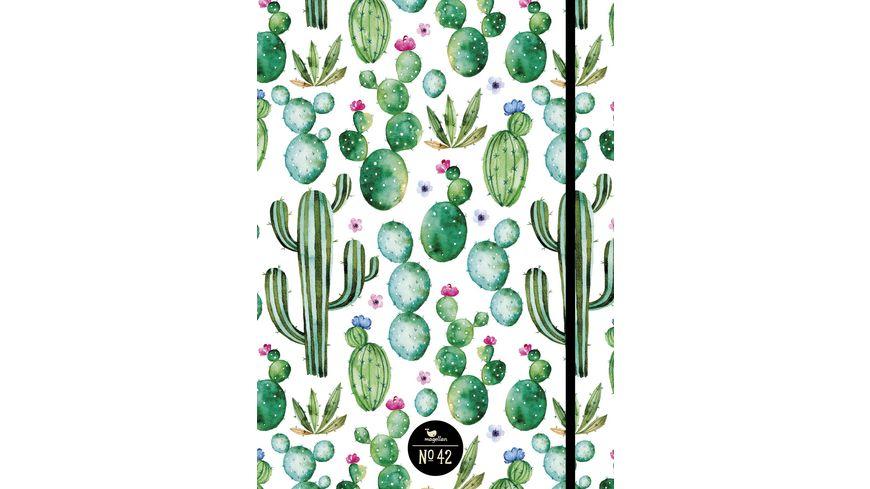 Notizbuch No 42 Kaktus