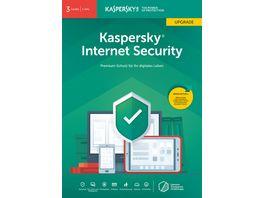 Kaspersky Internet Security Upgrade 3 Geraete
