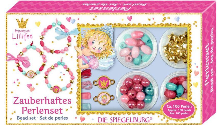 Die Spiegelburg Prinzessin Lillifee Zauberhaftes Perlenset