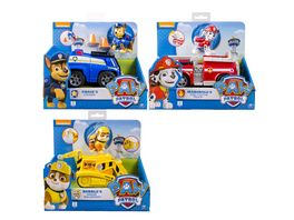 Spin Master Paw Patrol Basic Vehicle 1 Stueck sortiert