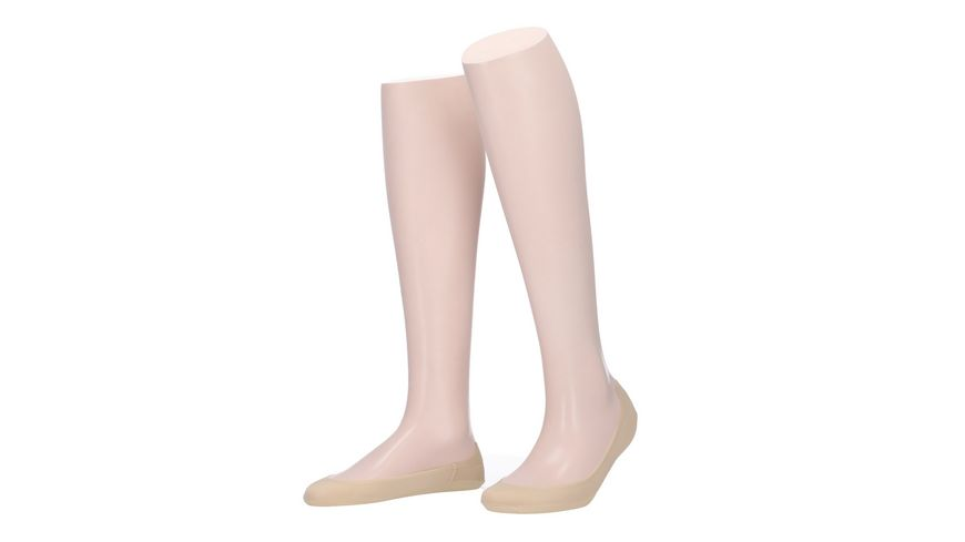 MOVE UP Damen Ballerina Fuessling Lasche