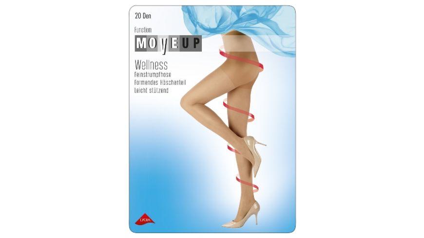 MOVE UP Damen Strumpfhose Wellness