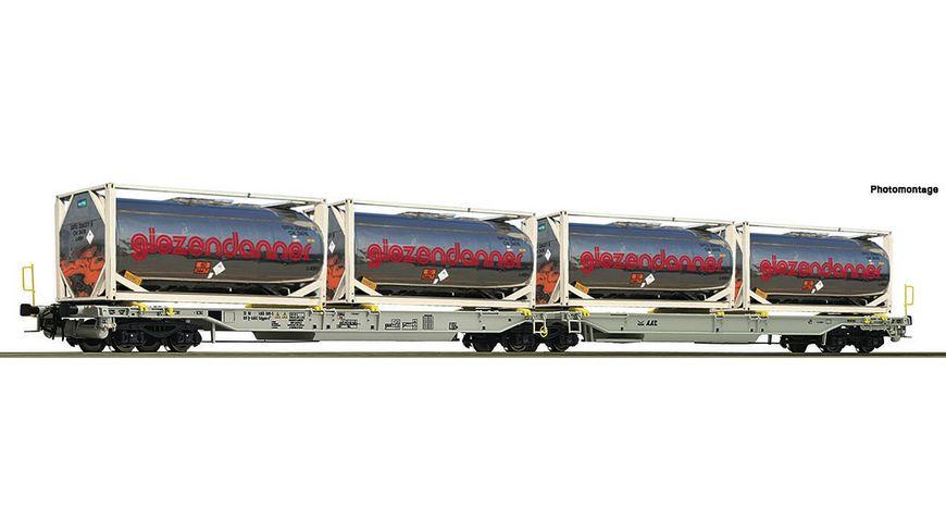 Roco 67403 Doppeltaschen Gelenkwagen AAE