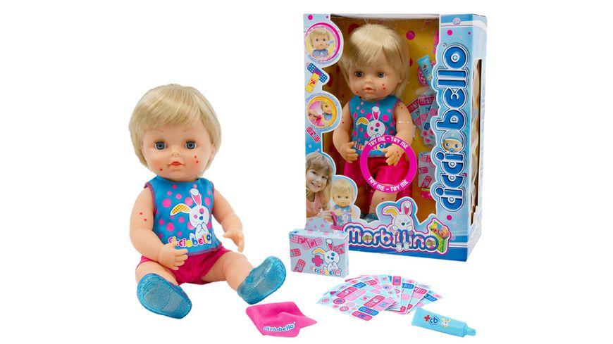 Giochi Preziosi Cicciobello Spotty Puppe 30cm