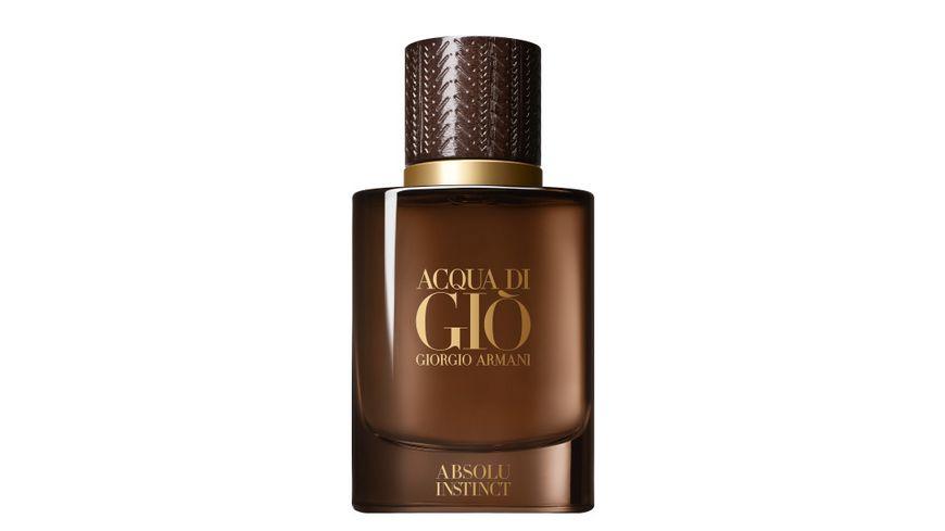 GIORGIO ARMANI Acqua di Gio Homme Absolu Instinct Eau de Parfum