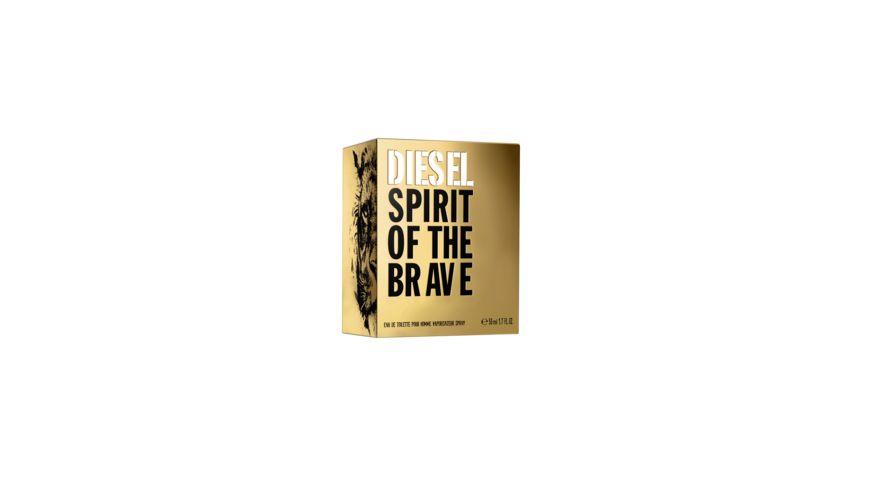 DIESEL Spirit of the Brave Eau de Toilette