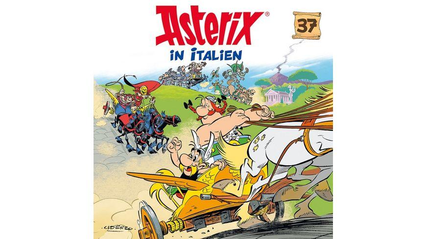 37 Asterix In Italien