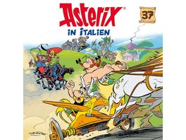 37 Asterix In Italien