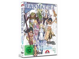 DanMachi Sword Oratoria DVD 4 Limited Collector s Edition