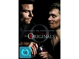 The Originals Die komplette Staffel 5 3 DVDs