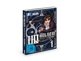 UQ Holder DVD 1 Episode 01 06 2 DVDs