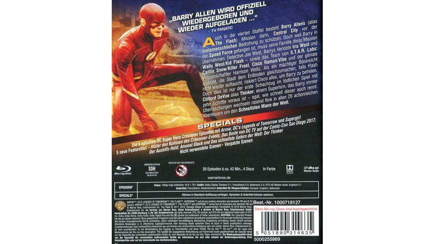 The Flash Die komplette 4 Staffel 4 BRs