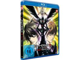 Death Note Relight 1 Visions of a God