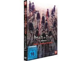 Attack on Titan Anime Movie Teil 3 Gebruell des Erwachens