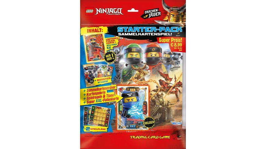 LEGO Ninjago Serie 4 STARTER PACK