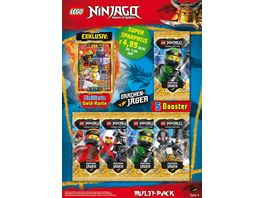 LEGO Ninjago Serie 4 MULTI PACK