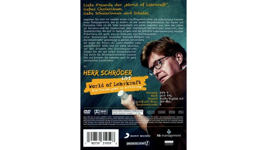 World of Lehrkraft Live