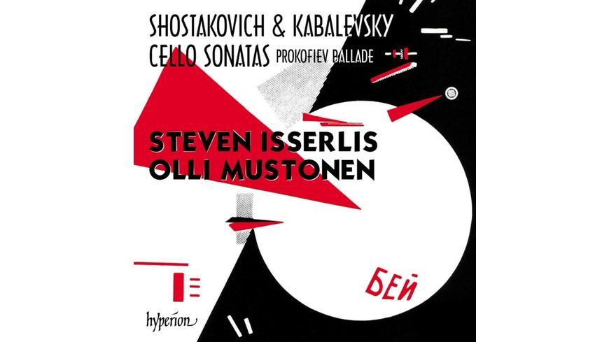 Cellosonate Ballade in C Dur Cello Sonate in B Dur