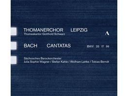 Bachkantaten BWV 33 17 99