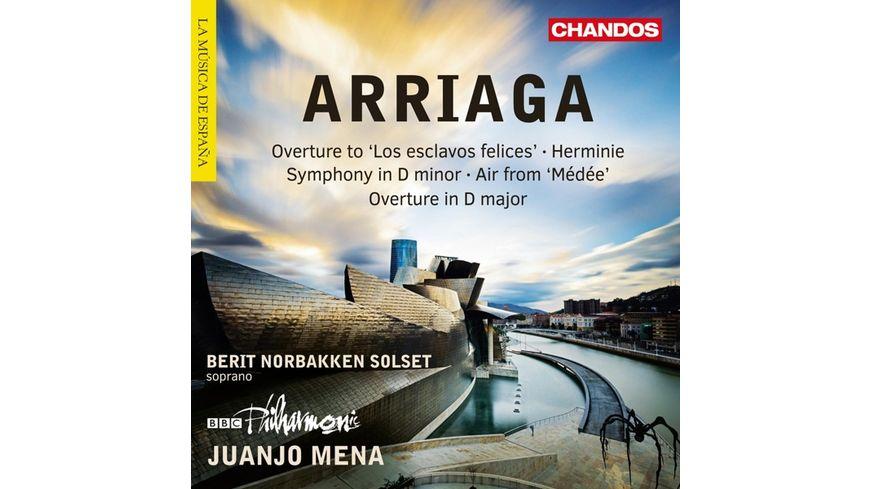 Sinfonie in d moll Herminie Overture op 20