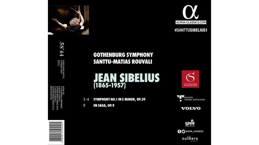 Sinfonie 1 En Saga