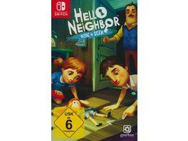Hello Neighbour Hide Seek