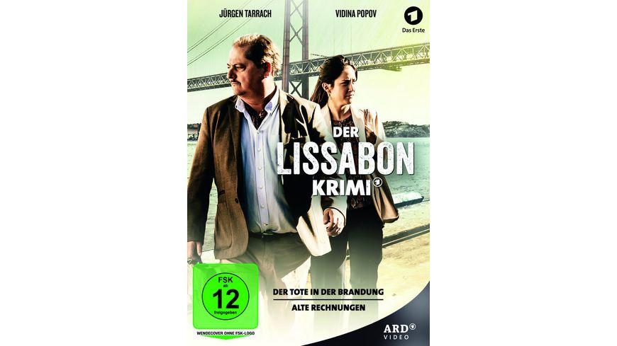 Der Lissabon Krimi Der Tote in der Brandung Alte Rechnungen