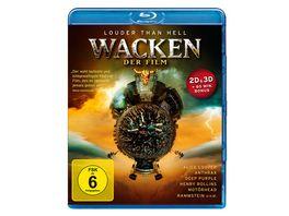 Wacken Der Film inkl 2D Version
