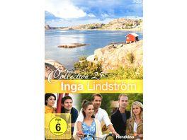 Inga Lindstroem Collection 25 Entscheidung fuer die Liebe Lilith und die Sache mit den Maennern Vom Festhalten und Loslassen 3 DVDs im Schuber
