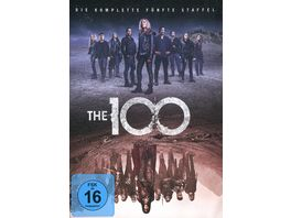 The 100 Die komplette 5 Staffel 3 DVDs