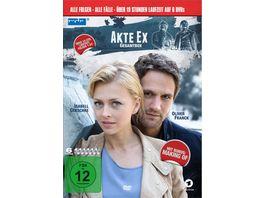 Akte Ex Gesamtbox alle Folgen 6 DVDs