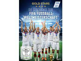 Die Geschichte der FIFA Fussball Weltmeisterschaft Die offizielle WM Chronik der FIFA 2 DVDs