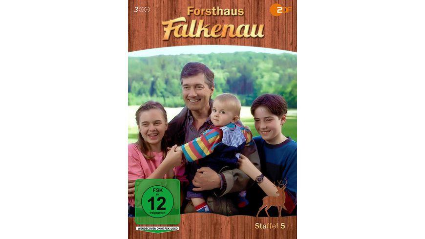 Forsthaus Falkenau Staffel 5 3 DVDs